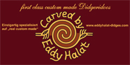Eddy Halat Didgeridoos Sponsor