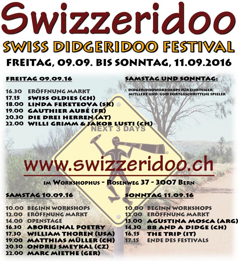 Programm 2016 Swizzeridoo