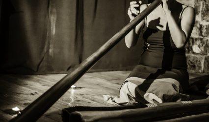 Argentiniens schönster Didgeridoo Export am Swizzeridoo
